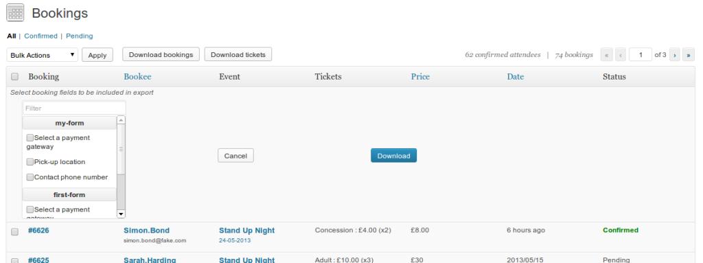 download-bookings